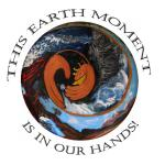 "This Earth Moment is in Our Hands ""Climate change can only be stopped by our changing."" - Barbara Schwarz, OP,"